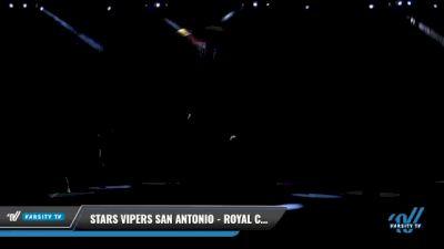 Stars Vipers - San Antonio - Royal Cobras [2021 L5 Senior Coed Day 1] 2021 ACP Cash Bash Championship