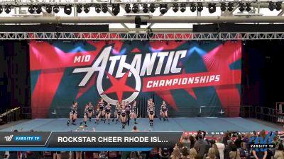 Rockstar Cheer Rhode Island - The Sugarhill Gang [2020 L3 International Junior Day 2] 2020 Mid-Atlantic Championships