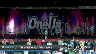 The Stingray All Stars - Black [2021 L3 Youth - Medium Day 2] 2021 One Up National Championship