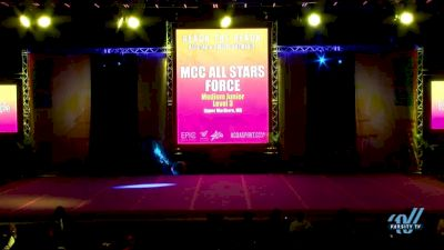 MCC All Stars - Force [2018 Junior--Medium Day 1] ACDA Reach The Beach OC All Star and College Nationals