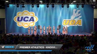 - Premier Athletics - Knoxville West - Hammerhead Sharks [2019 Senior 3 Day 2] 2019 UCA Bluegrass Championship