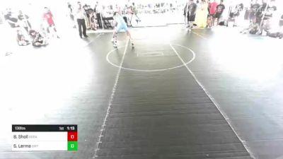138 lbs Round Of 32 - Blake Sholl, Dorado WC vs Shane Lerma, Dirty Goats Wc