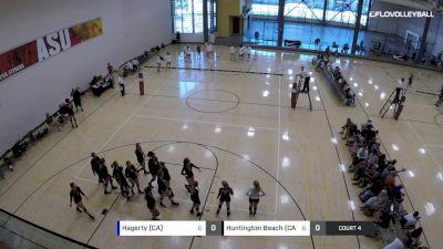 Hagerty (CA) vs Huntington Beach (CA) | 2018 Tournament of Champions