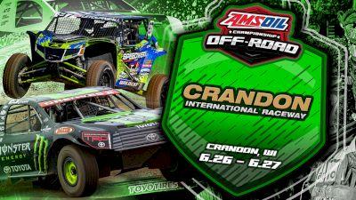 Full Replay | AMSOIL Championship Off-Road at Crandon 6/27/21