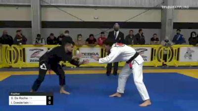 Guilherme Da Rocha vs Isaac Doederlein 2020 American National IBJJF Jiu-Jitsu Championship