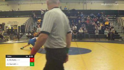 Final - Andrew McNally, Kent State vs Cody Surratt, Air Force