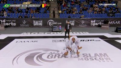 RODRIGO Ribeiro vs Paulo DaSilva 2019 Abu Dhabi Grand Slam Moscow
