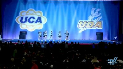 South Central Athletics - Sapphire [2018 Junior - Small 4 Day 2] 2018 UCA Smoky Mountain Championship