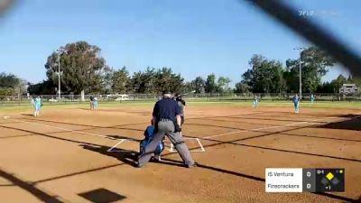 Firecrackers vs. I5 Ventura - 2021 PGF National Championships 12U Premier