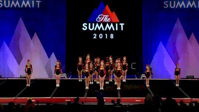 ACE Cheer Company - PC - Battlecats [2018 L2 International Junior Semis] The Summit