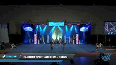 Carolina Spirit Athletics - Crown 5harks [2021 L5 Junior Day 1] 2021 Return to Atlantis: Myrtle Beach