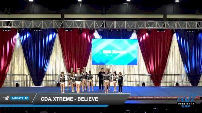 CDA Xtreme - Believe [2020 L2 Youth - D2 Day 1] 2020 The American Majestic DI & DII