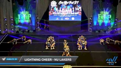 Lightning Cheer - NU Lakers [2020 L7 International Open NT Day 2] 2020 Feel The Power East