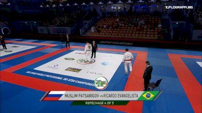 Muslim Patsarigov vs Ricardo Evangelista Abu Dhabi World Professional Jiu-Jitsu Championship