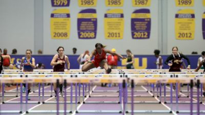 2021 LHSAA Indoor Championships - Pole Vault Replay