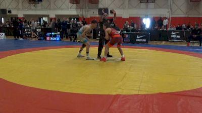 67 kg Consolation - Alston Nutter, Sunkist Kids Wrestling Club vs Jesse Thielke, NYAC