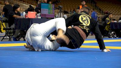 Austin Oranday Kills the 50-50 with a NASTY Footlock