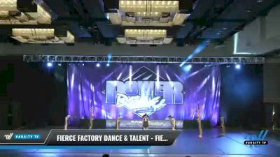 Fierce Factory Dance & Talent - Fierce Factory - Senior Contemporary [2021 Senior - Contemporary/Lyrical - Small Day 2] 2021 ACP Power Dance Nationals & TX State Championship