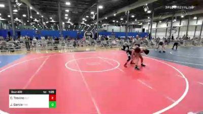 120 lbs Round Of 16 - Christopher Trevino, Elite Athletic Club vs Jameson Garcia, Fwa