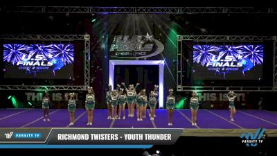 Richmond Twisters - Youth Thunder [2021 L2 Youth- D2 - B Day 2] 2021 The U.S. Finals: Ocean City