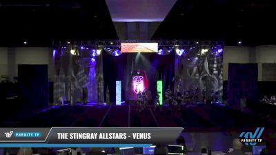 The Stingray Allstars - Venus [2021 L4 Senior - Medium Day 1] 2021 Queen of the Nile: Richmond