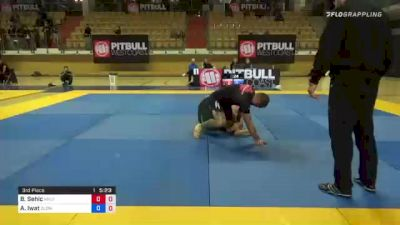 Benjamin Sehic vs Andrzej Iwat 1st ADCC European, Middle East & African Trial 2021