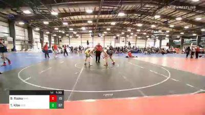 182 lbs Prelims - Brett Rooks, Superior Wrestling Academy vs Trey Kibe, Diesel