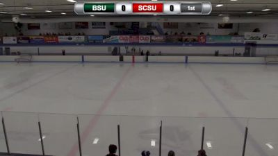 2018 St Cloud State at Bemidji State | WCHA Women's