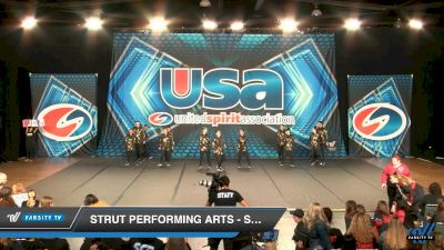 Strut Performing Arts - Strut Performing Arts Open Coed Hip Hop [2019 Open Coed Hip Hop Day 1] 2019 USA All Star Championships