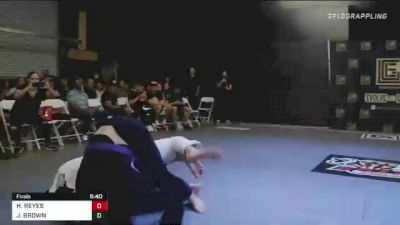 HECTOR REYES vs JACOB BROWN 2021 EUG Promotions Event #3
