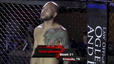Tevin Brown vs. Trevor Peek - Valor Fights 49 Replay