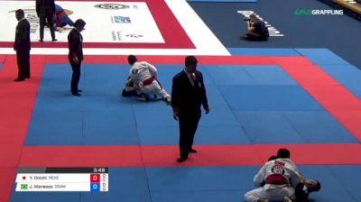 Yoshiyuki Onishi vs Jackson Meneses 2018 Abu Dhabi Grand Slam Tokyo