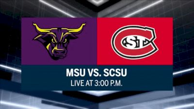Minnesota State vs. St Cloud State - MN State at St Cloud State | WCHA (W)