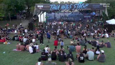 Tina Hills | 2.23.2020 | Scaled Team | Down Up | Heat 49