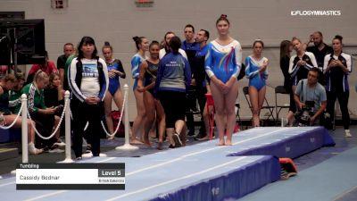 Cassidy Bodnar - Tumbling - 2019 Canadian Gymnastics Championships - TG