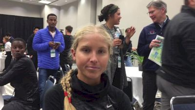 Jordan Hasay Before American Record Chase At Houston Half Marathon