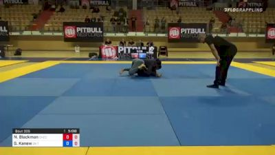Nia Blackman vs Gamila Kanew 1st ADCC European, Middle East & African Trial 2021
