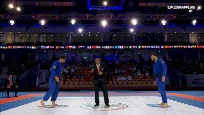 Abdurakhman Bilarov vs Nicolas Penzer Abu Dhabi World Professional Jiu-Jitsu Championship