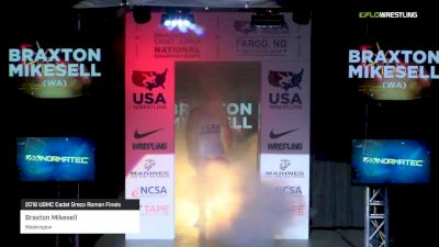 220lb Finals: Braxton Mikesell, Washington vs Gage Cook, Washington