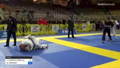 JOSEPH CHARLES DIBELLA vs BENYGNO TERRENO 2021 Pan Jiu-Jitsu IBJJF Championship