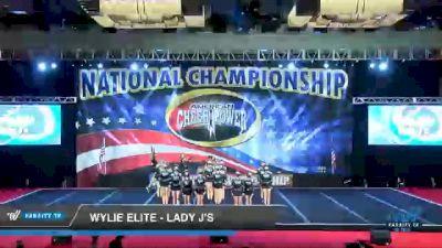 Wylie Elite - Lady J's [2021 L3 - U17 Day 2] 2021 ACP Southern National Championship
