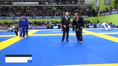 IGOR GREGÓRIO SCHNEIDER vs FELLIPE UBAIZ TROVO 2020 European Jiu-Jitsu IBJJF Championship