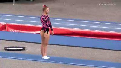 Lacey Jenkins - Double Mini Trampoline, Integrity Athletics - 2021 USA Gymnastics Championships