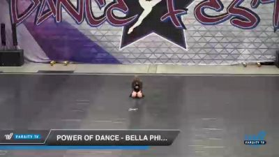 Power of Dance - Bella Phillips [2021 Junior - Solo - Lyrical Day 2] 2021 Badger Championship & DanceFest Milwaukee