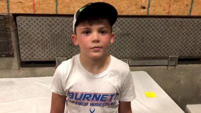 Triple Crown Winner Headed To National Middle School Duals For A Title