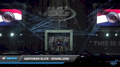 Empower Elite - Sparklers [2019 - Tiny PREP - D2 1.1 Day 1] 2019 US Finals Kansas City