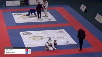 RUAN OLIVEIRA vs ALEXANDRE CAVALCANTE Abu Dhabi Grand Slam Rio de Janeiro