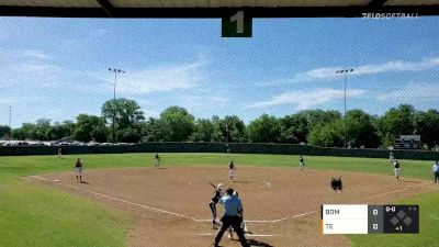 Tulsa Elite vs. Bombers - 2020 Top Club National Championship 16U - Pool Play