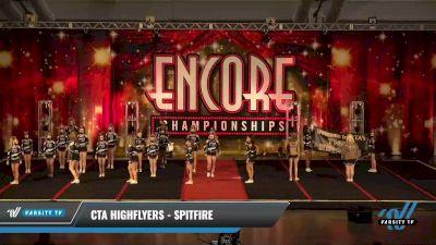 CTA Highflyers - Spitfire [2021 L2 Junior - D2 - Medium Day 2] 2021 Encore Championships: Pittsburgh Area DI & DII