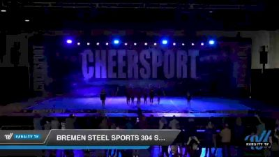 Bremen Steel Sports 304 Stainless [2021 Youth 1 D2] 2021 CHEERSPORT: Atlanta Grand Championship